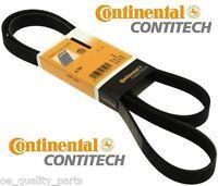 Continental Contitech V-Ribbed Drive Belt 6PK737 AUDI SEAT VW SKODA 1.2 1.4 16V