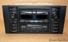 AUDI SYMPHONY CD PLAYER RADIO STEREO A6 S6 AVANT C5 BOSE 8B0035195A
