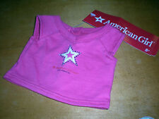 American Girl Place Doll Rhinestone Tee   NEW  Los Angeles