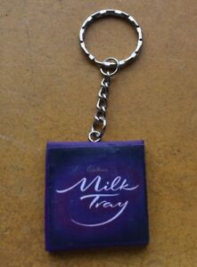 🍬🍬Gift Fimo Milk Tray Keyring BN Mothers Day Mum Girlfriend Sister Wife🍬🍬