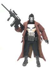 PB-LTC-FRY-BN: Brown Coat for ML Mezco Punisher Gambit Multiple Man (No Figure)