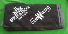 Peradon towel for snooker and pool cue