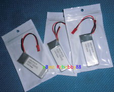 3pcs /set 3.7v 900mAh 25C Lipo Battery RC Walkera V120D05 M120D01 V120D02S Rc