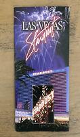 Stardust Casino Las Vegas Nevada Pamphlet Brochure