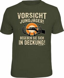 Jäger - Jungjäger - T-Shirt / Shirt Größe wählbar S M L XL XXL