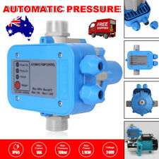 Automatic Water Pump Pressure Controller Unit Electronic Switch Tank 220-240V AU