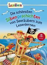 Leselöwen - Das Original - Die schönsten Silbengeschichten von Seeräubern zum Le