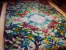 Handmade Tie Dye Wallhang Tapestry - High Texture Sixteen Point Aura