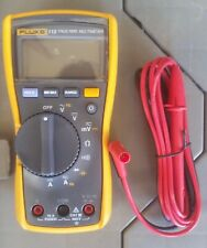 NEW - Fluke 115 Compact True RMS Digital Multimeter - Free Shipping