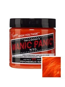 Manic Panic Hair Dye High Voltage Formula Colour 118ml - Psychedelic Sunset