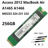 "256GB SSD RE MZ-EPC2560/0A2 For Apple MacBook Air 11"" A1465 13"" A1466 Mid 2012"