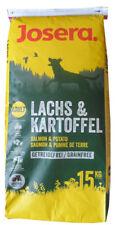 15kg Josera Nature Lachs & Kartoffel Adult Hundefutter - Getreidefrei