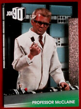 JOE 90 - PROFESSOR McCLAINE - Card #36 - GERRY ANDERSON COLLECTION - Unstoppable