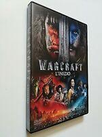 WARCRAFT L'INIZIO - DVD