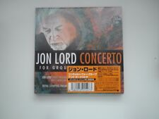 John Lord-Concert for Group and Orchestra, mini LP CD + DVD