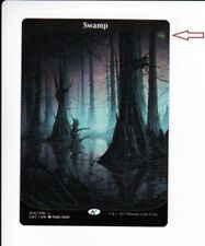 Swamp-misprint | nm/m | unstable | Magic mtg