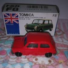 TOMICA BLMC MINI COOPER S MK-III 3 MINI CAR MODEL DIECAST JAPAN COLLECTIBLE F/S