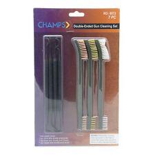 7Pcs Gun Cleaning Pick & Brush 4Pcs Picks & 3Pcs Brushes Set Cleaning Brush