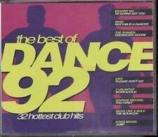Best of dance 92 snap, shamen, Kriss Kross, en vogue, KWS, George MIC [double CD]