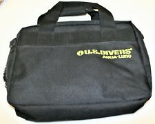 New listing Aqualung US Divers scuba diving regulator padded bag with gauge sleeve