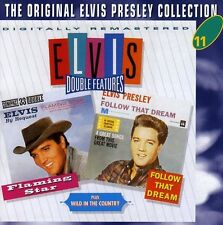 Presley Elvis - Flaming Star  Wild In The Country  Follow That D [CD]