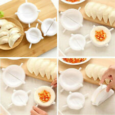 3pcs 3 Sizes Kitchen Dough Press Maker Dumpling Pie Ravioli Making Mold Mould