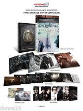 Snowpiercer Blu-ray Kimchidvd #13 LENTICULAR LIMITED Caja metálica tipo C