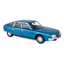 Citroën CX 2000 1974 Delta Blue Metallic 1/18 - 181523 NOREV