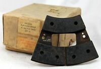 Box of 3 off brake pads, 27G/5110 for RAF aircraft (GB9)