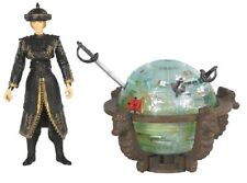 Pirates of The Caribbean Deluxe Elizabeth Swann Figure Set.on Card 2007