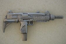 US USA Uzi Automatic Gun Rifle Weapon Military Hat Lapel Pin