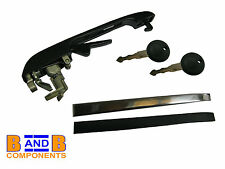 VW GOLF MK1 MK2 & GTI CADDY PICKUP FRONT DOOR HANDLE L/H C147