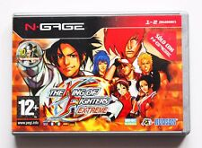 THE KING OF FIGHTERS EXTREME - NOKIA NGAGE N-GAGE - PAL ESPAÑA - XTREME