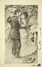 Auguste Renoir Reproductions: Dance in the Country - Fine Art Print