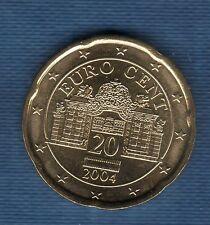 Autriche 2004 - 20 centimes d'Euro