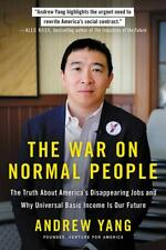 The War on Normal People by Andrew Yang 2018     P.D.F