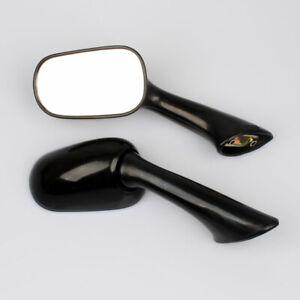 2x Rétroviseur Miroir pour Honda CBR 600 1000 F VFR 750 800 88120-MV9-003