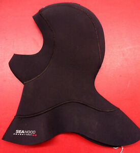 AquaLung Scuba Diving Snorkeling Hood 7/4mm Wetsuit Size MD (USED)