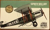 2019- Centenary of The Great Australian Air Race - Sopwith Wallaby