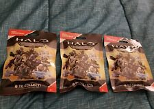 3 HALO Mega Construx STORMBOUND Series Figures SEALED NO DUPS, Code 703 is RARE