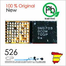 1 unidad SM5703 SM5703A IC carga USB para Samsung A8000 J700 J500