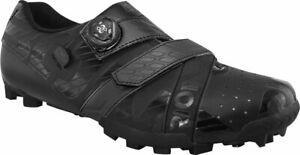 Bont Riot MTB+ BOA Cycling Shoe: Euro Wide 47 Black