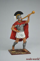 Tin soldier, figure. Greek trumpeter, 5th century BC 54 mm