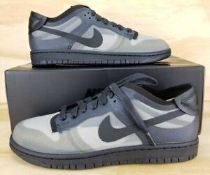 Nike Dunk Low Comme Des Garcons Black Clear - SIZE 10.5 W | 9 Mens (CDG)