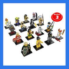 LEGO 8803 OMINI MINIFIGURES - SERIE 3 - SCEGLI IL PERSONAGGIO