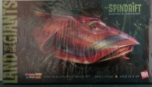 Doll and Hobby Land of the Giants The Spindrift model kit New Sealed