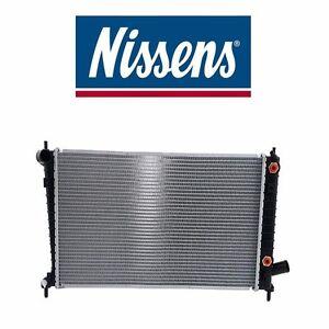 Radiator Nissens 5193388 For Saab 9-5 2002 2003 2004 2005 2006-2009 L4 2.3L