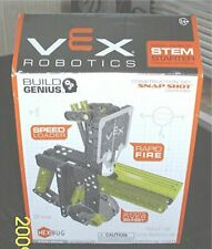 VEX ROBOTICS STEM STARTER SNAP SHOT LAUNCHER CONSTRUCTION SET SEALED BOX