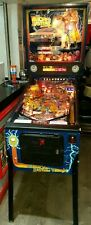 Data East BACK TO THE FUTURE arcade pinball - one for the Slackers! Deloreon