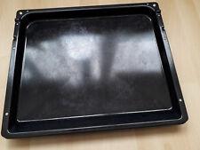 Backblech, Fettpfanne, Emalliert, 423 mm x 357 mm, 31 mm Hoch, Gut Erhalten